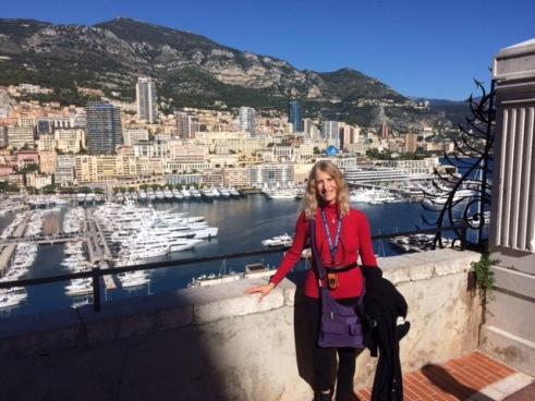 Candy in Monaco