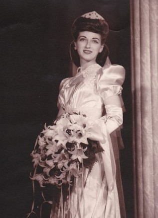 Betty wedding